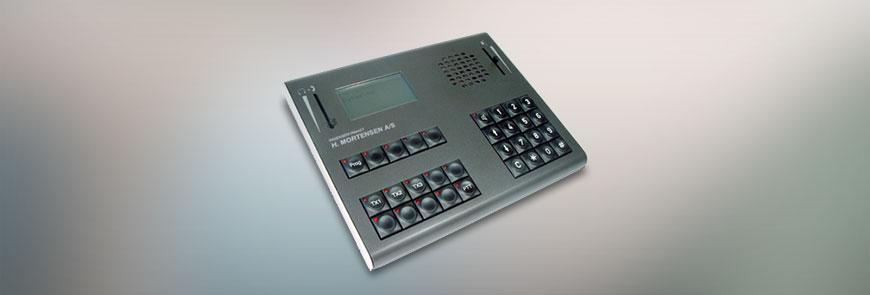 Desktop Dispatch Terminal (TE10-39/3)