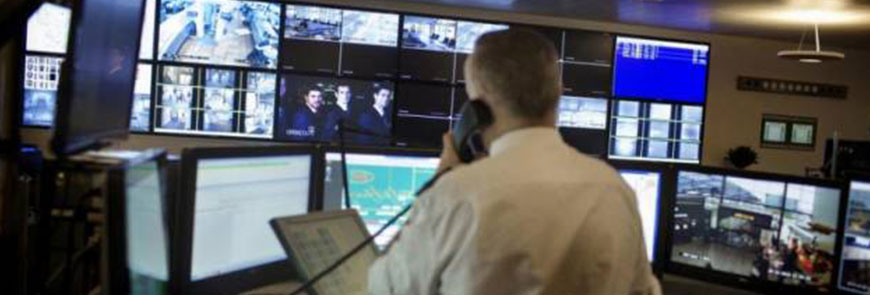 CONTROL ROOM SOLUTION FOR CONTROL CENTRES
