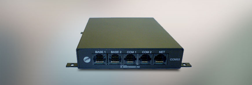 Base Station Controllers (COM5x)