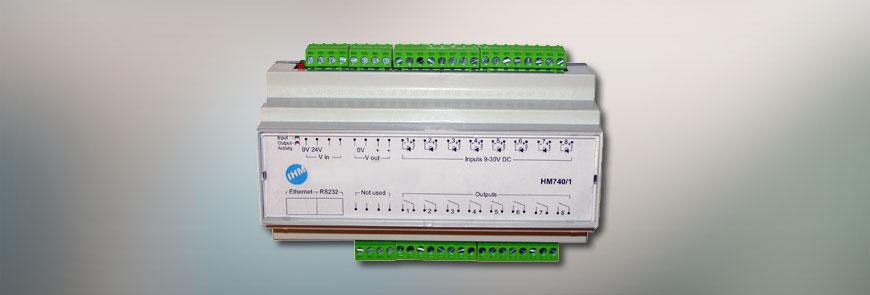 I/O module series (HM740/n)