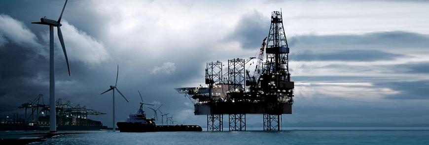 Martin Linge Offshore platform