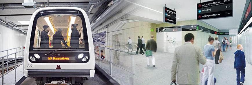 Metro City Ring